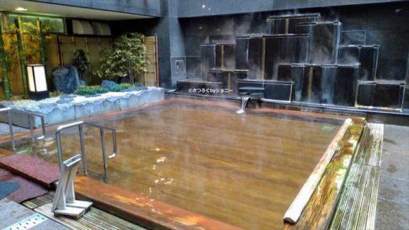 すすきの天然温泉「湯香郷」