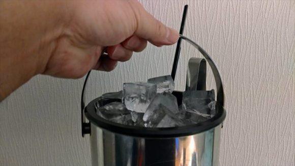 ジャスマックプラザホテルの氷