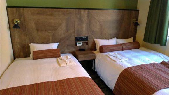 レンブランドスタイル札幌のおすすめ客室(ツインルーム)