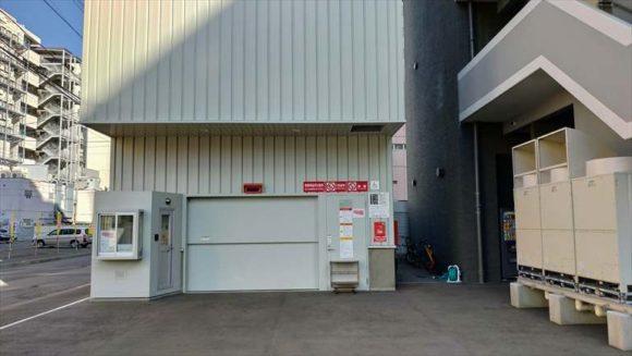 レンブランドスタイル札幌の駐車場
