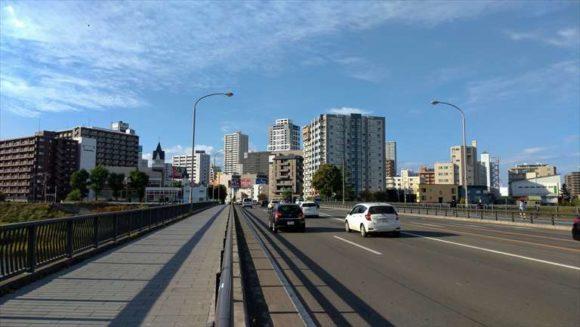 プレミアホテル-TSUBAKI-札幌からすすきのへ移動
