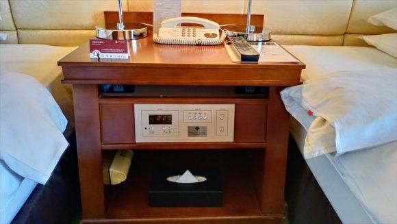 プレミアホテル-TSUBAKI-札幌の客室(スーペリアツイン)