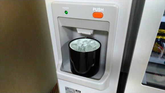 プレミアホテル-TSUBAKI-札幌の製氷機