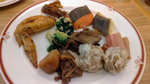 プレミアホテル-TSUBAKI-札幌の朝食ブッフェ