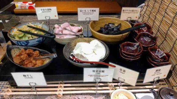 JALシティ札幌中島公園の朝食ブッフェ会場