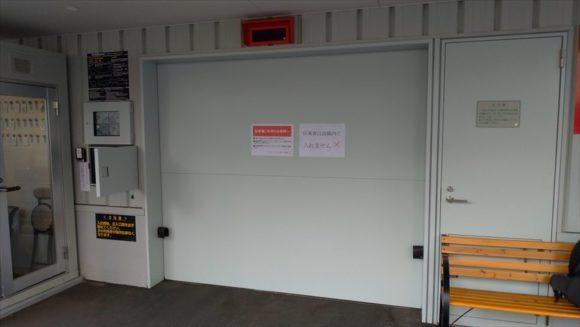 JALシティホテルの駐車場