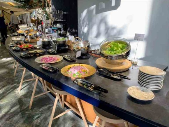 マイステイズプレミア札幌パークの朝食(Farm to Table TERRA)