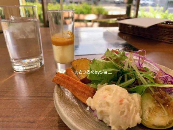 ホテルマイステイズプレミア札幌パークの朝食