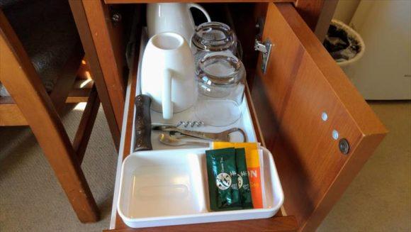 ホテルマイステイズプレミア札幌パークのダブルルーム