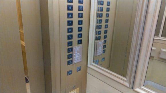 マイステイズプレミア札幌パークのエレベーター