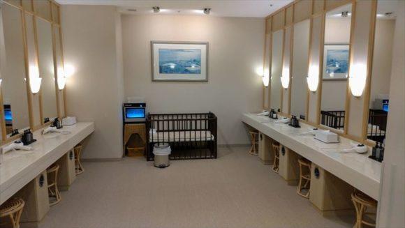 ホテルマイステイズプレミア札幌パークの天然温泉大浴場