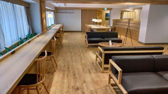 マイステイズプレミア札幌パークのコワーキングスペース