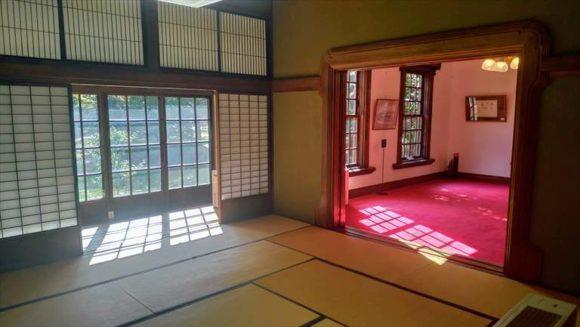 「永山武四郎邸」