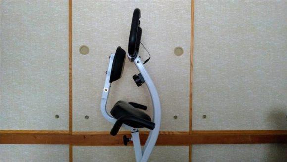 アマゾンブラックフライデーで購入したエアロバイク