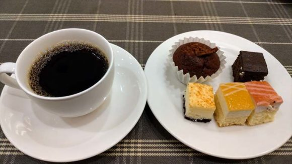 マイステイズプレミア札幌パークの和洋朝食ブッフェ