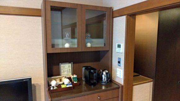 しこつ湖鶴雅リゾートスパ水の謌の客室(スタンダードツイン)