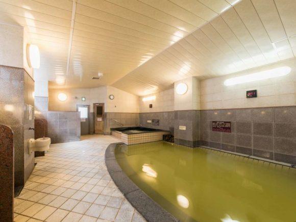 プレミアホテル-CABIN-札幌の大浴場