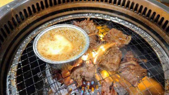 【4大名物】ガリバタ醤油 ドラゴンカルビ