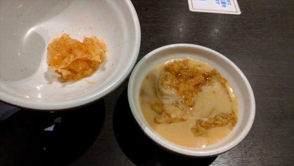 しゃぶ葉タレ薬味アレンジレシピ