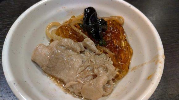 しゃぶ葉アレンジレシピおすすめ⑤白玉肉巻き団子