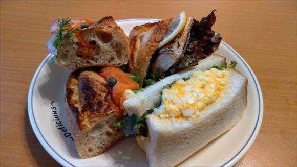 Hankeのサンドイッチ