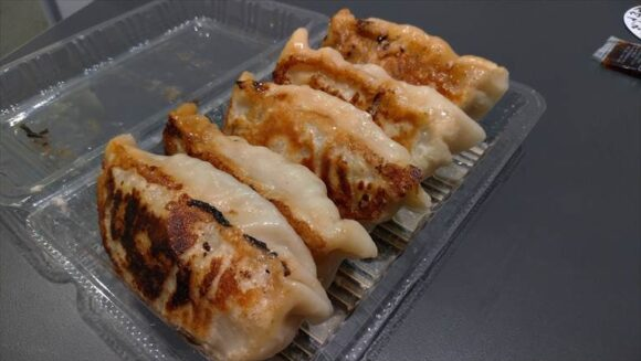11丁目餃子坊 猿のジャンボ餃子