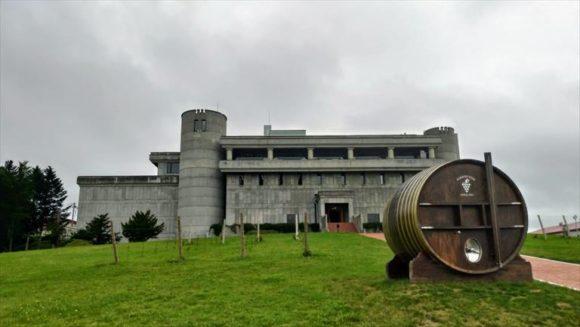 ワイン城(池田町)のアクセス