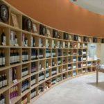 池田町ワイン城1階ショッピングフロア