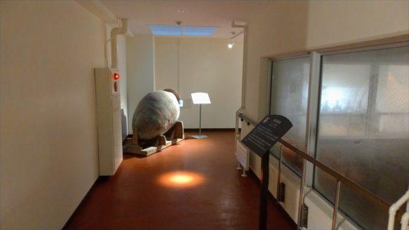ワイン城(池田町)廊ミュージアム(地下1階)