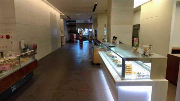 六花亭帯広本店1階ショップ&限定スイーツ