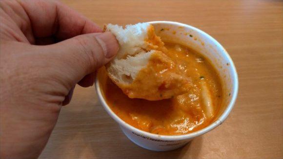 スープストック(Soup Stock Tokyo)札幌おすすめ③野菜と鶏肉のトマトシチュー
