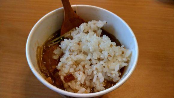 スープストック(Soup Stock Tokyo)札幌おすすめ①鶏つくねと春雨の黒酢煮込みスープ