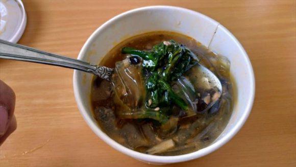 スープストック(Soup Stock Tokyo)おすすめ「酸辣湯」