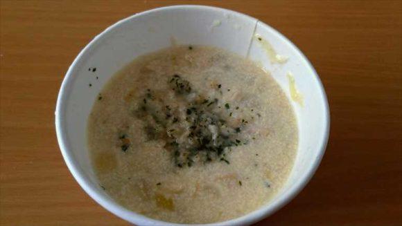 スープストック(Soup Stock Tokyo)おすすめ「帆立とブロッコリーのクリームチャウダー」