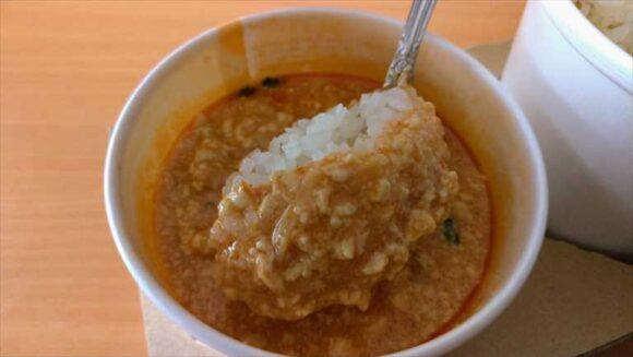 スープストック(Soup Stock Tokyo)おすすめ雲南(ウンナン)豆腐スープ