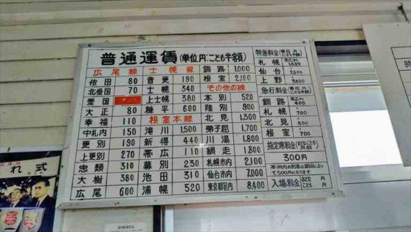 十勝帯広観光スポットおすすめ人気①愛国駅