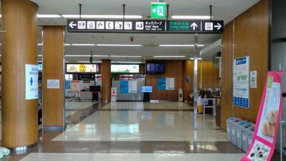 とかち帯広空港おすすめグルメフードコート
