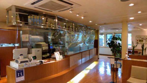 柳月トスカチーナ店カフェ