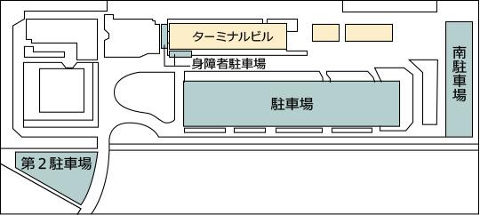 とかち帯広空港周辺MAP