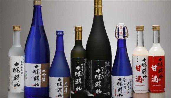 帯広おすすめ日本酒「十勝晴れ」