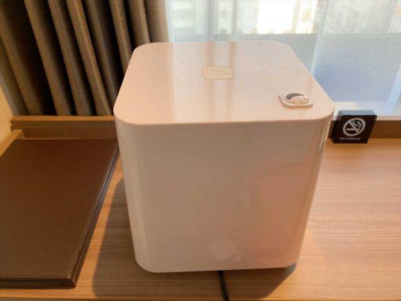 ホテルネッツ札幌の加湿器