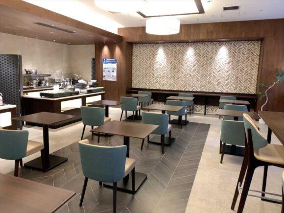 ホテルWBFフォーステイ札幌のラウンジ