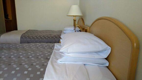 札幌パークホテル客室レビュー(スーペリアツイン)