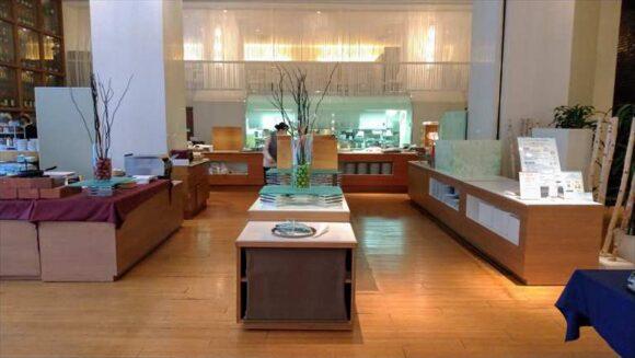 札幌パークホテル1階ピアレ