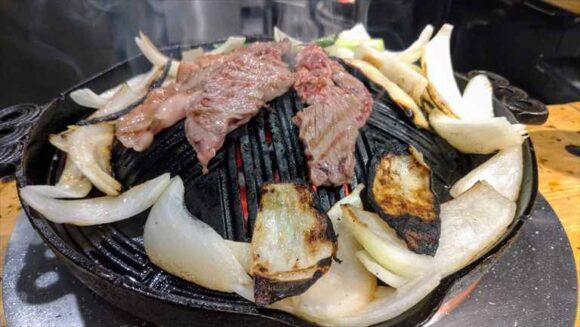 だるま(札幌ジンギスカン)の野菜