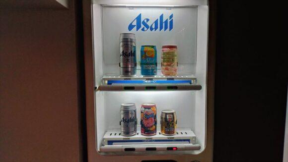 ANAホリディ・イン札幌すすきのの自動販売機