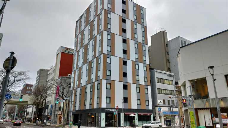 ホテルWBFフォーステイ札幌