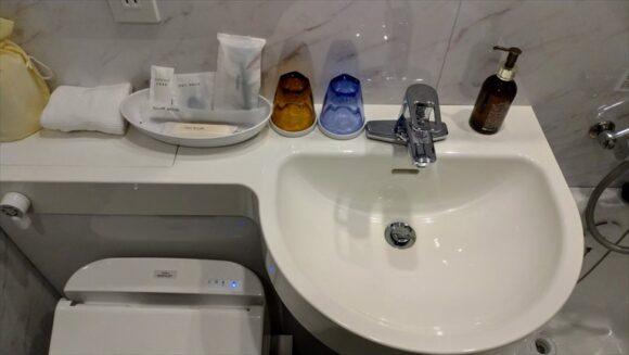 ホテルWBFフォーステイ札幌の客室レビュー(ダブルルーム)