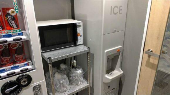 テンザホテル&スカイスパ・札幌セントラル製氷機
