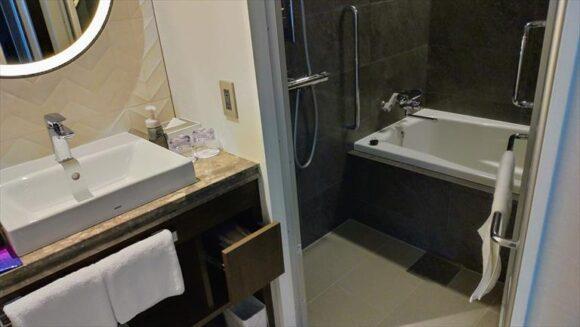 ソラリア西鉄ホテル札幌のスーペリアツインルーム